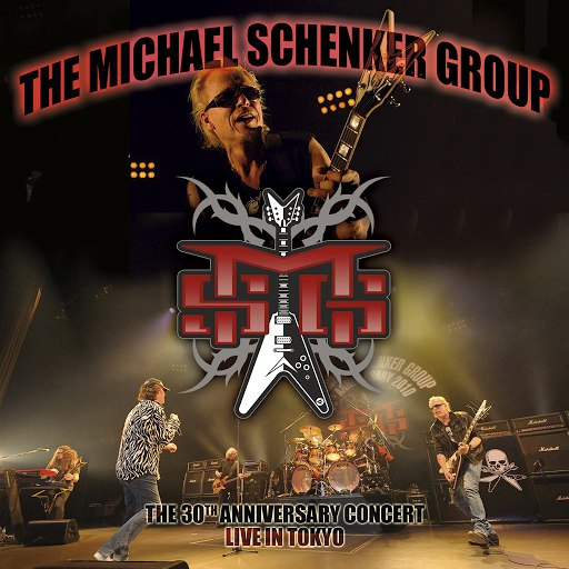 Michael Schenker Group альбом Live In Tokyo: 30th Anniversary Japan Tour