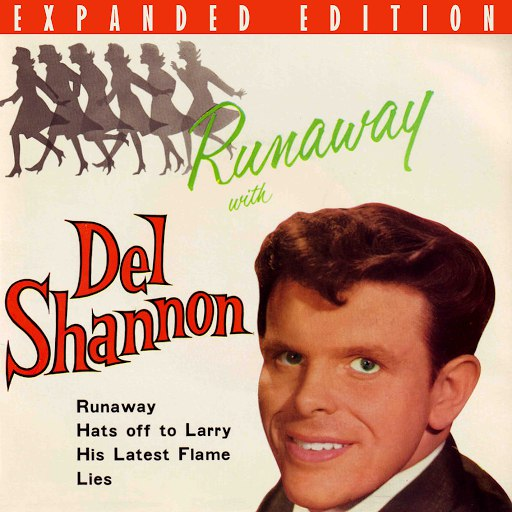 Del Shannon альбом Runaway With Del Shannon