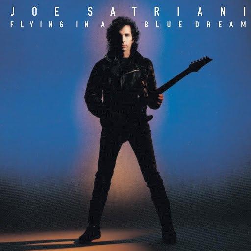 Joe Satriani альбом Flying In A Blue Dream
