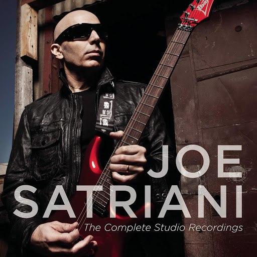 Joe Satriani альбом The Complete Studio Albums Collection