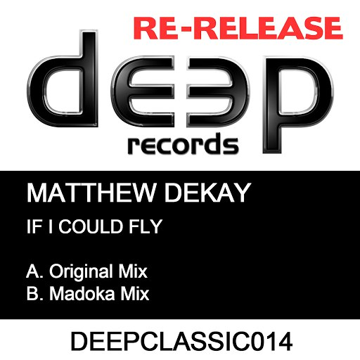 Matthew Dekay альбом If I Could Fly