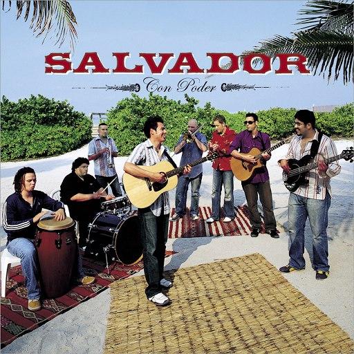Salvador альбом Con Poder