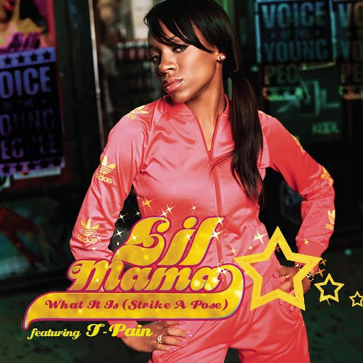 Lil Mama альбом What It Is (Strike A Pose) featuring T-Pain