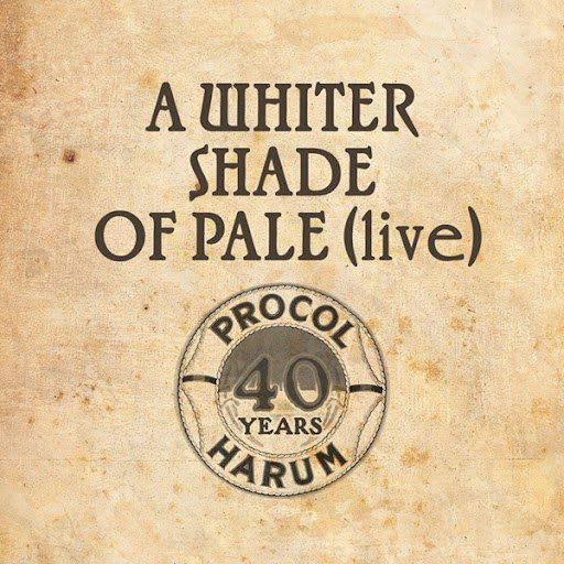 Procol Harum альбом A Whiter Shade Of Pale (Live)