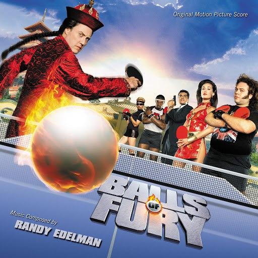 Randy Edelman альбом Balls Of Fury (Original Motion Picture Score)