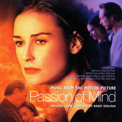 Randy Edelman альбом Passion Of Mind