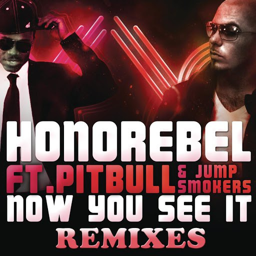 HonoRebel альбом Now You See It (Remixes)