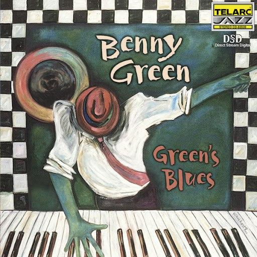 Benny Green альбом Green's Blues
