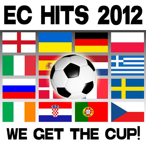 Football альбом EC HITS 2012 - We get the cup