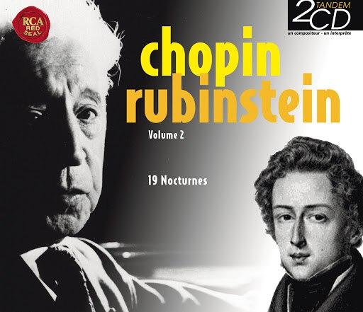 Frédéric Chopin альбом Chopin/Rubinstein Volume 2
