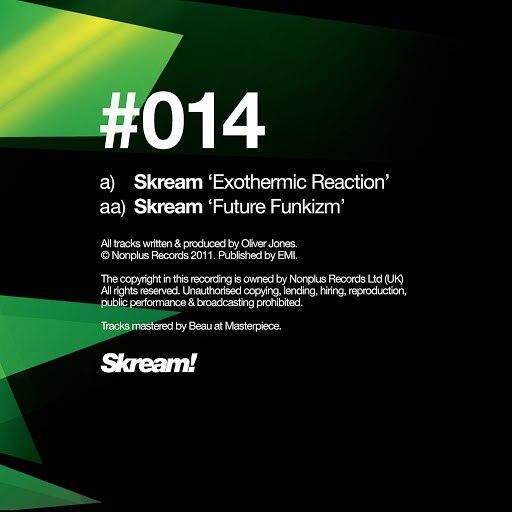 Skream альбом Exothermic Reaction