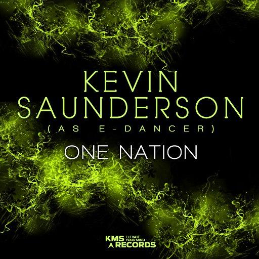 Kevin Saunderson альбом One Nation