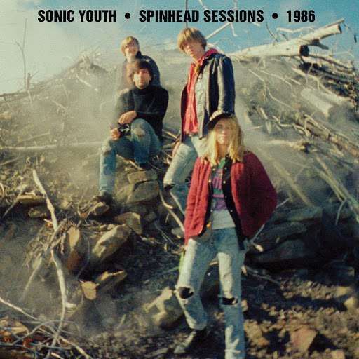 sonic youth альбом Spinhead Sessions