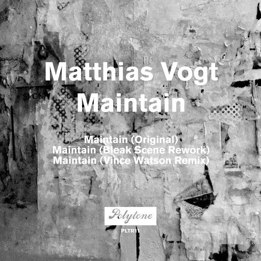 Matthias Vogt альбом Maintain