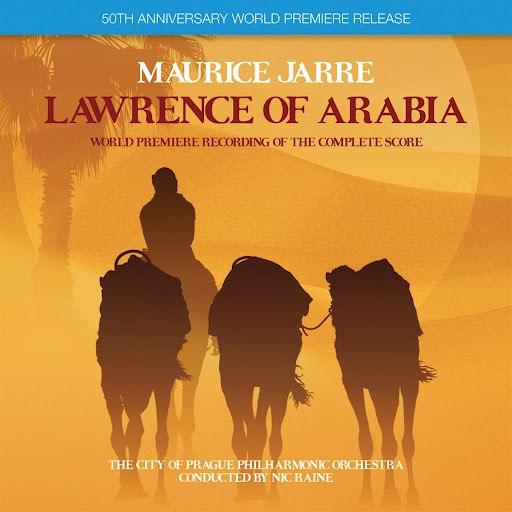 Maurice Jarre альбом Lawrence Of Arabia