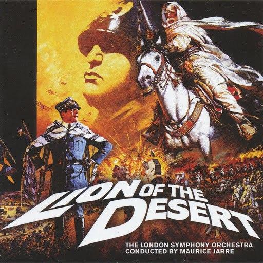 Maurice Jarre альбом Lion of the Desert