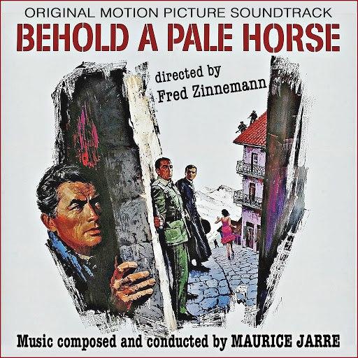 Maurice Jarre альбом Behold a Pale Horse (Original Movie Soundtrack)