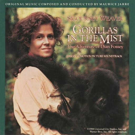 Maurice Jarre альбом Gorillas In The Mist (Original Motion Picture Soundtrack)