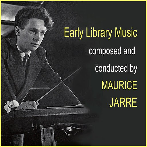 Maurice Jarre альбом Early Library Music - EP