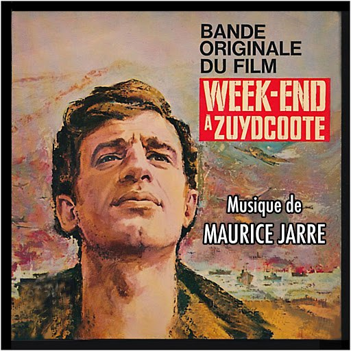 Maurice Jarre альбом Week-end à Zuydcoote – EP (Remastered)