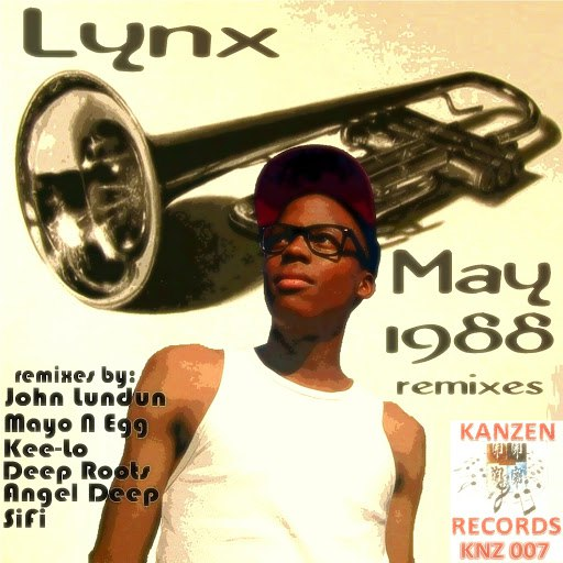 LYNX альбом May 1988 Remixes