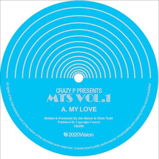 Crazy P альбом MTS Vol.1