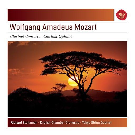 Richard Stoltzman альбом Mozart: Clarinet Concerto - Clarinet Quintet