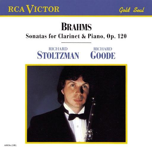Richard Stoltzman альбом Brahms: Sonata For Clarinet & Piano, Op. 120