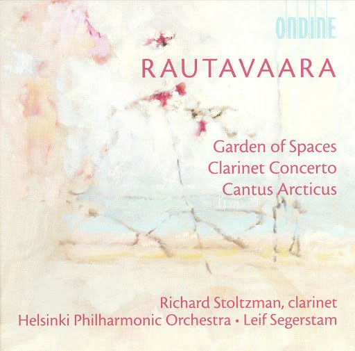 Richard Stoltzman альбом Rautavaara, E.: Garden of Spaces / Clarinet Concerto / Cantus Arcticus
