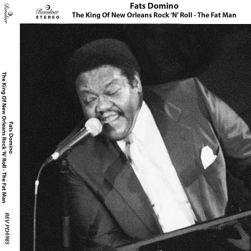Fats Domino альбом King of New Orleans Rock 'n' Roll, Vol. 1 (The Fat Man)