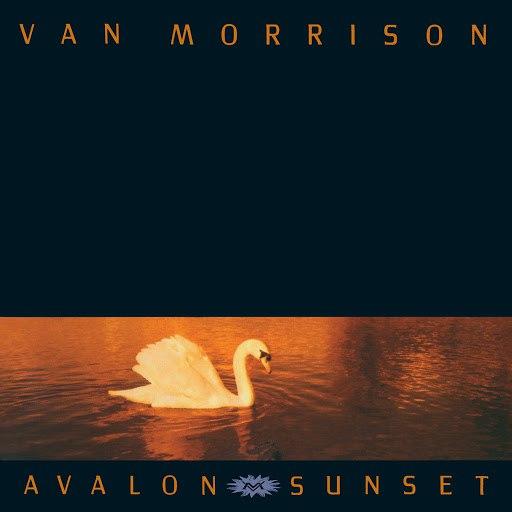 Van Morrison альбом Avalon Sunset