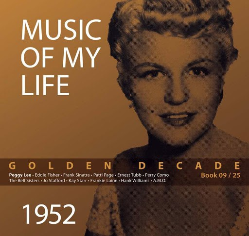 sampler альбом Golden Decade - Music of My Life (Vol. 09)