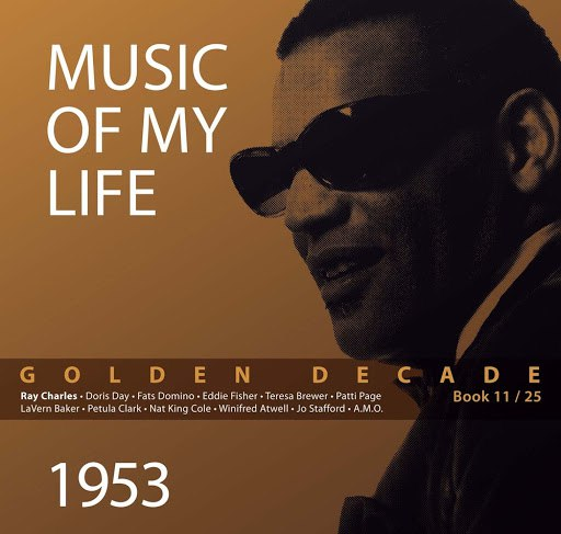 sampler альбом Golden Decade - Music of My Life (Vol. 11)