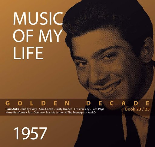 sampler альбом Golden Decade - Music of My Life (Vol. 23)