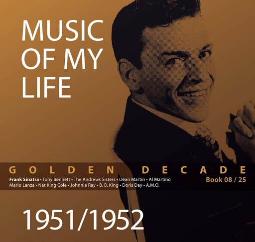 sampler альбом Golden Decade - Music of My Life (Vol. 08)