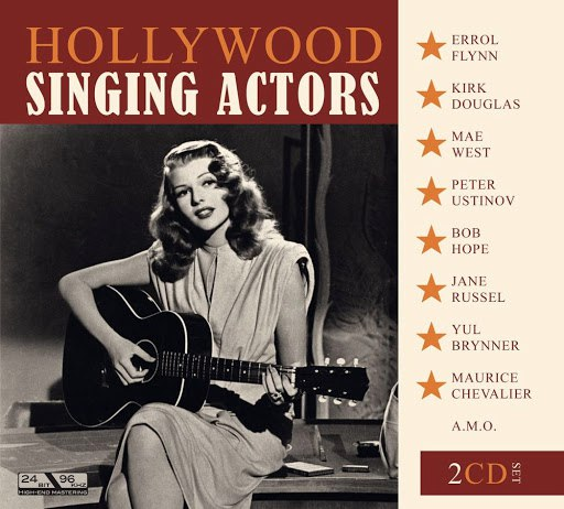 sampler альбом Hollywood Singin Actors