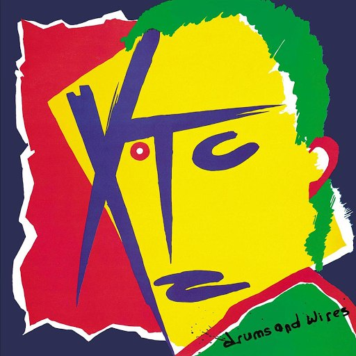 XTC альбом Drums And Wires