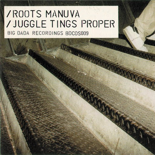 Roots Manuva альбом Juggle Tings Proper