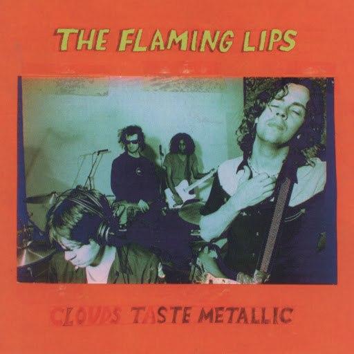 The Flaming Lips альбом Clouds Taste Metallic