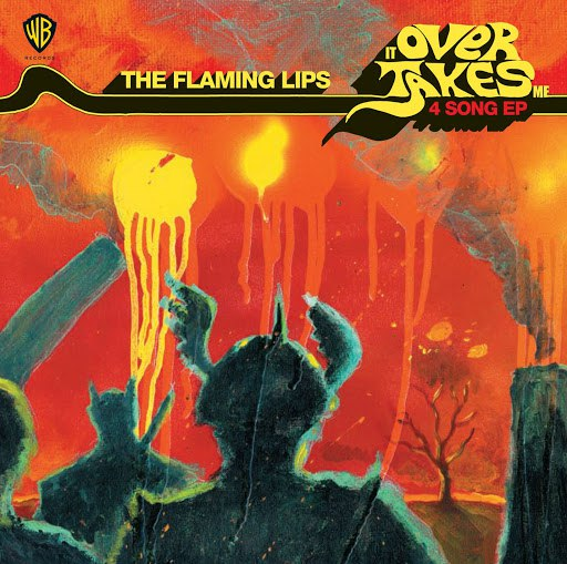 The Flaming Lips альбом It Overtakes Me (Maxi Single)