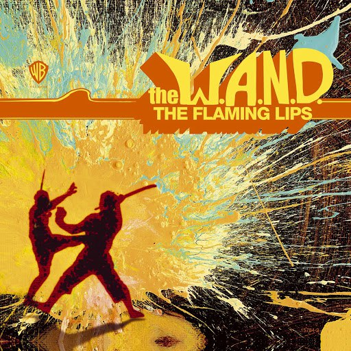 The Flaming Lips альбом The W.A.N.D. (U.S. DMD Maxi)