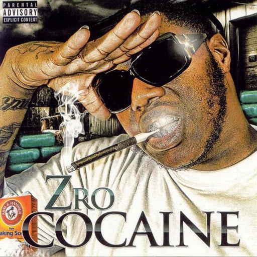 Z-Ro альбом Cocaine
