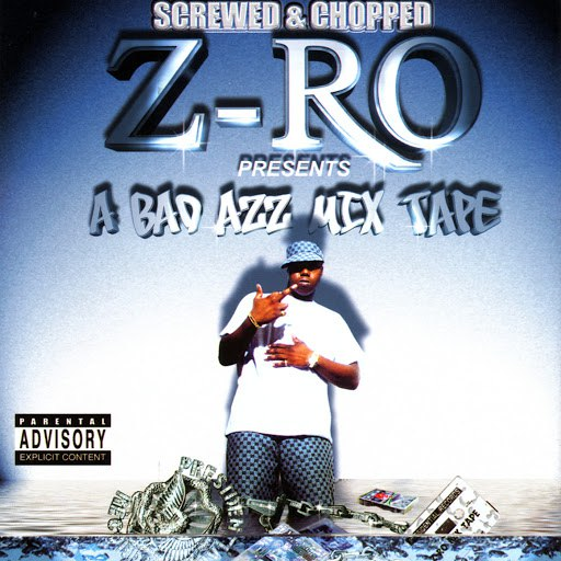 Z-Ro альбом A Bad Azz Mix Tape : Screwed