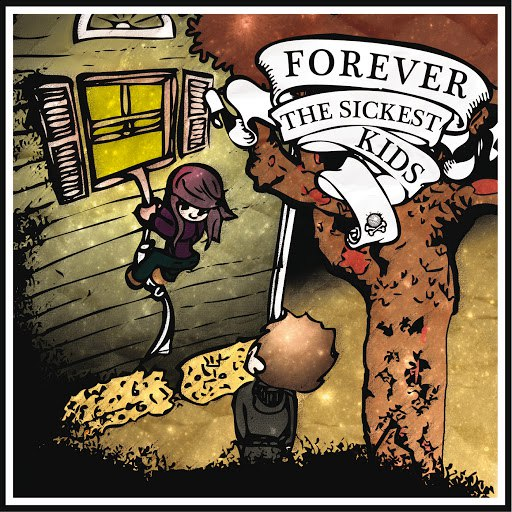 Forever The Sickest Kids альбом Forever The Sickest Kids (Booklet Version)