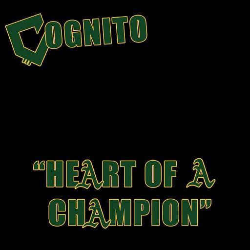 Cognito альбом Heart of a Champion