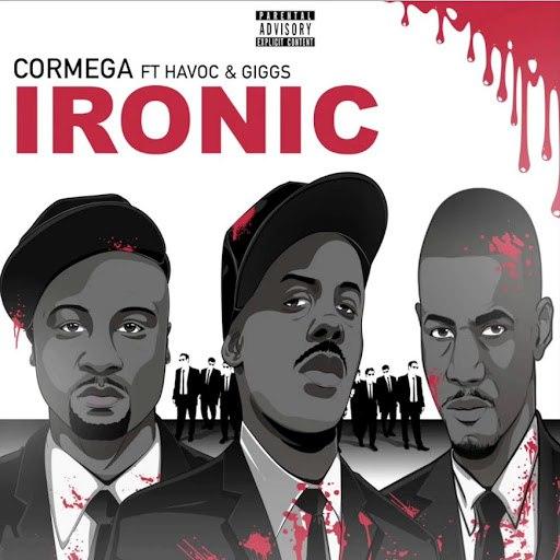 Cormega альбом Ironic (feat. Havoc & Giggs)