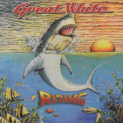 Great White альбом Rising