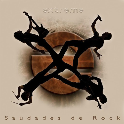 Extreme альбом Saudades de Rock