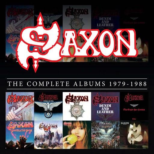 Saxon альбом The Complete Albums 1979-1988