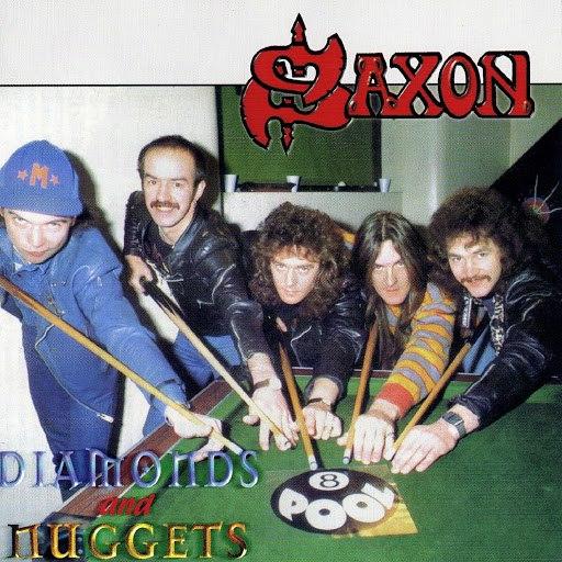 Saxon альбом Diamonds and Nuggets